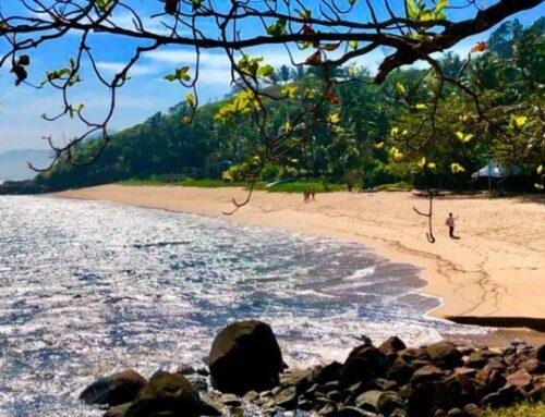 Conheça as praias do Sul e do Norte de Ilhabela