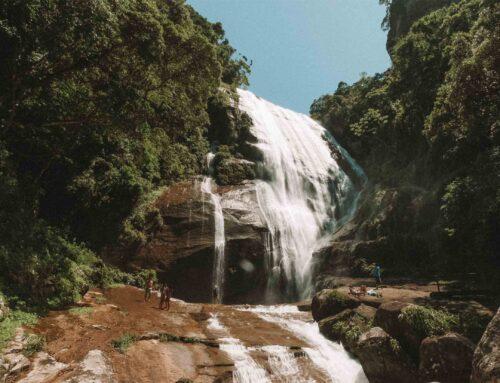 Conheça as 3 cachoeiras mais lindas de Ilhabela