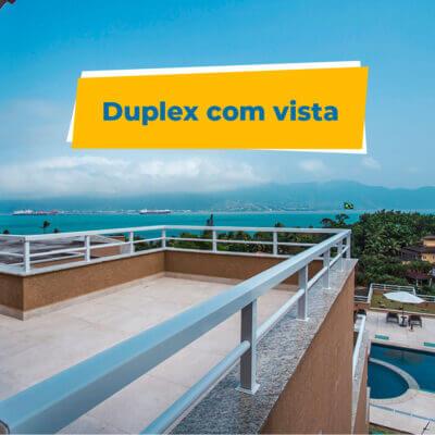 Apartamento Duplex com Vista