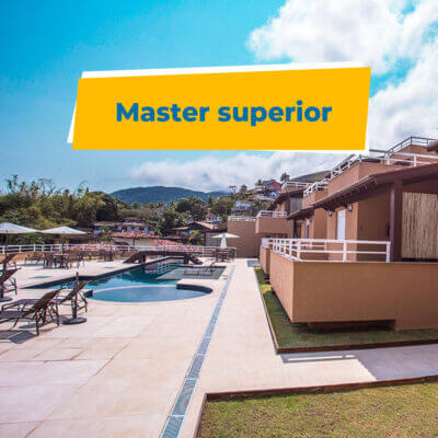 Apartamento Master Superior