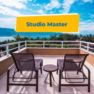 Apartamento Estúdio Master